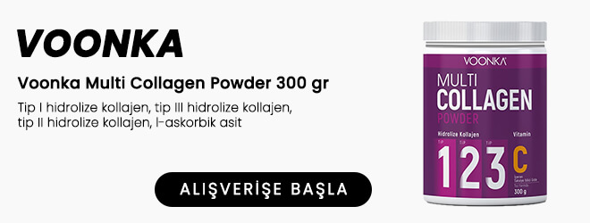 Voonka Multi Collogen Powder 300 gr